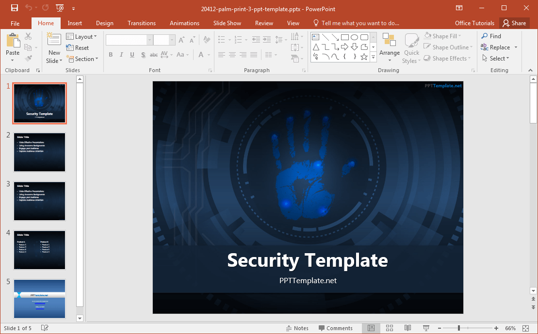 palm-print-3-ppt-template-for-powerpoint
