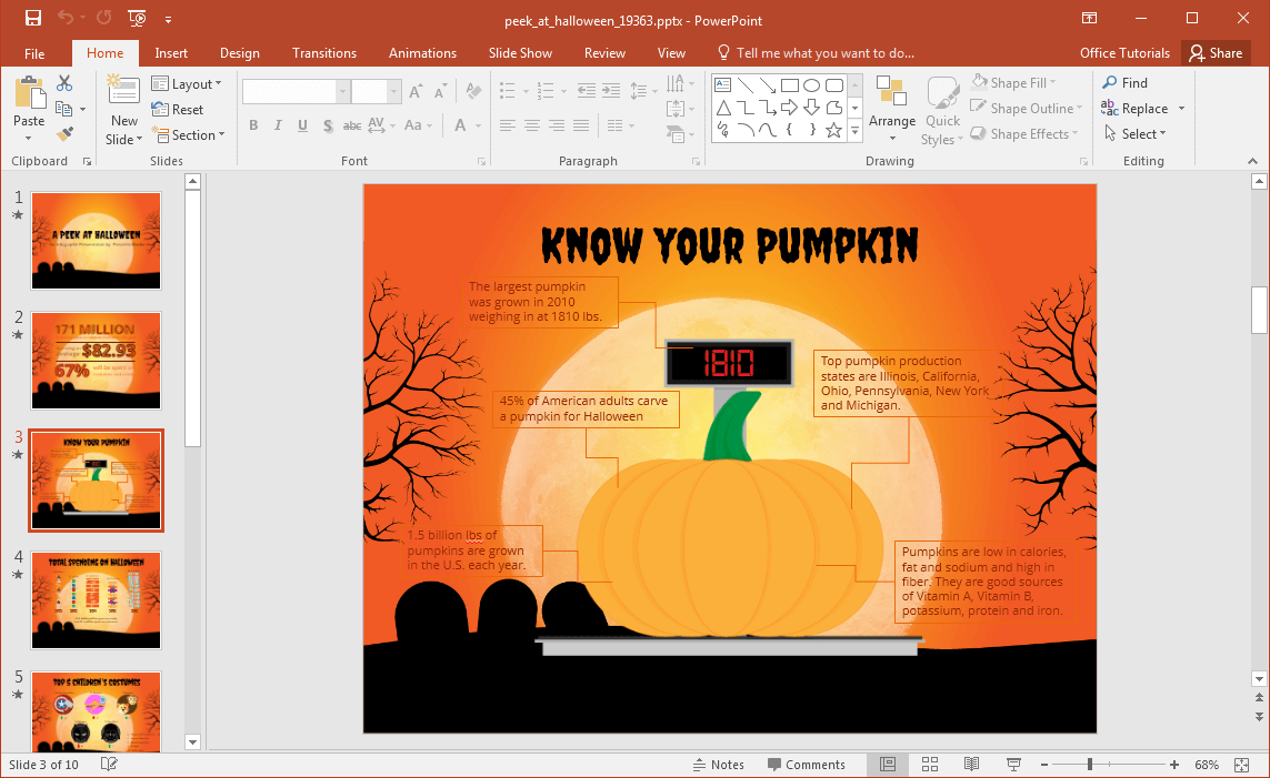pumpkin-halloween-infographic