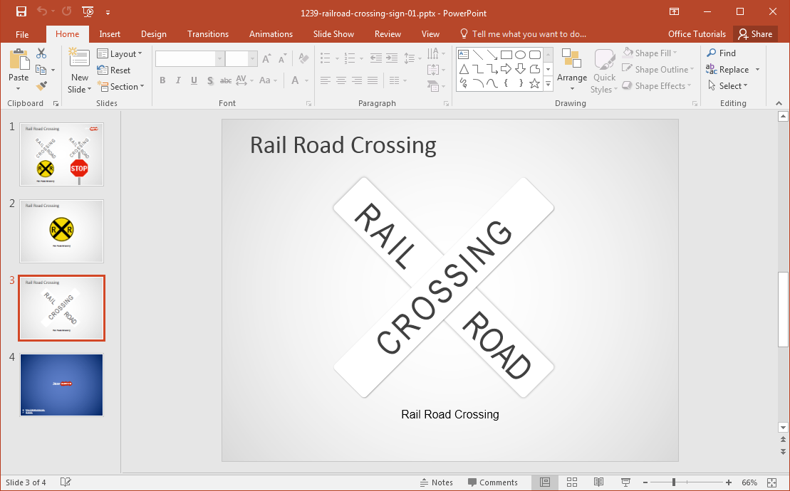 railroad-sign-text-placeholders
