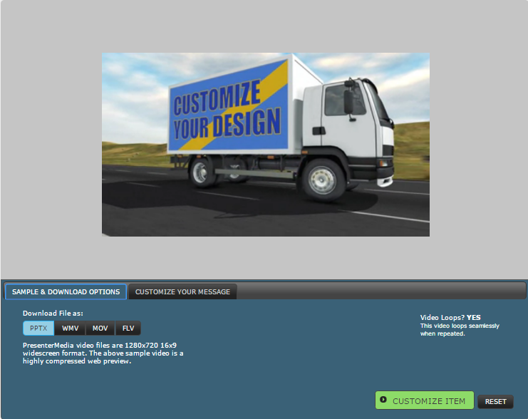 download-truck-animation