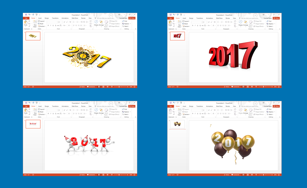 new-year-2017-clipart