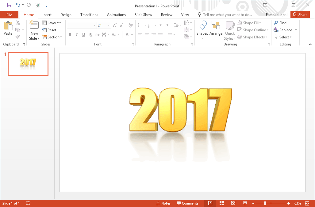 rotating-2017-text-clipart