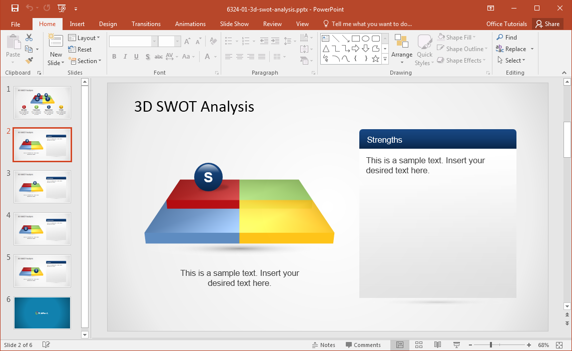 swot-analysis-template-for-powerpoint