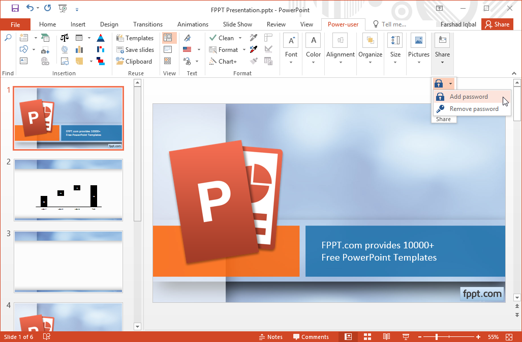 Make powerpoint more powerful with power user add in you can take power user for a spin by downloading the vip version for free following the link at the end of this article toneelgroepblik