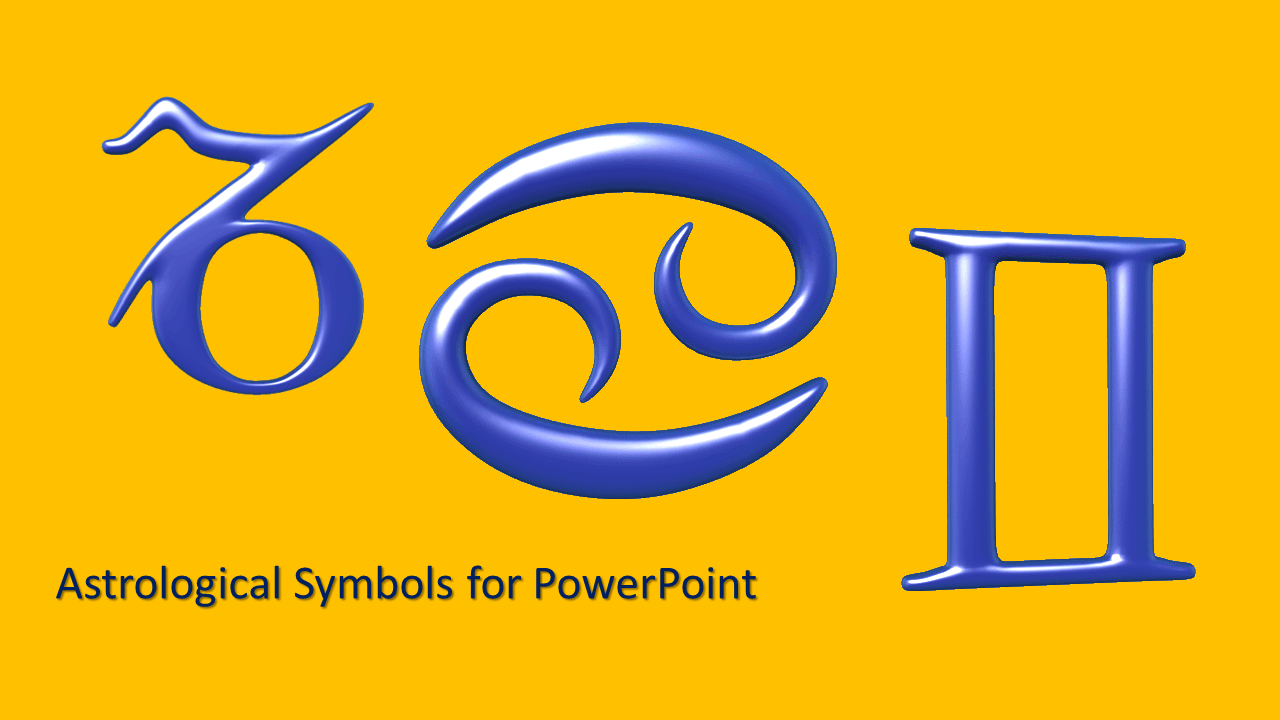 Animated astrological symbols for powerpoint animated astrological symbols clipart toneelgroepblik Image collections