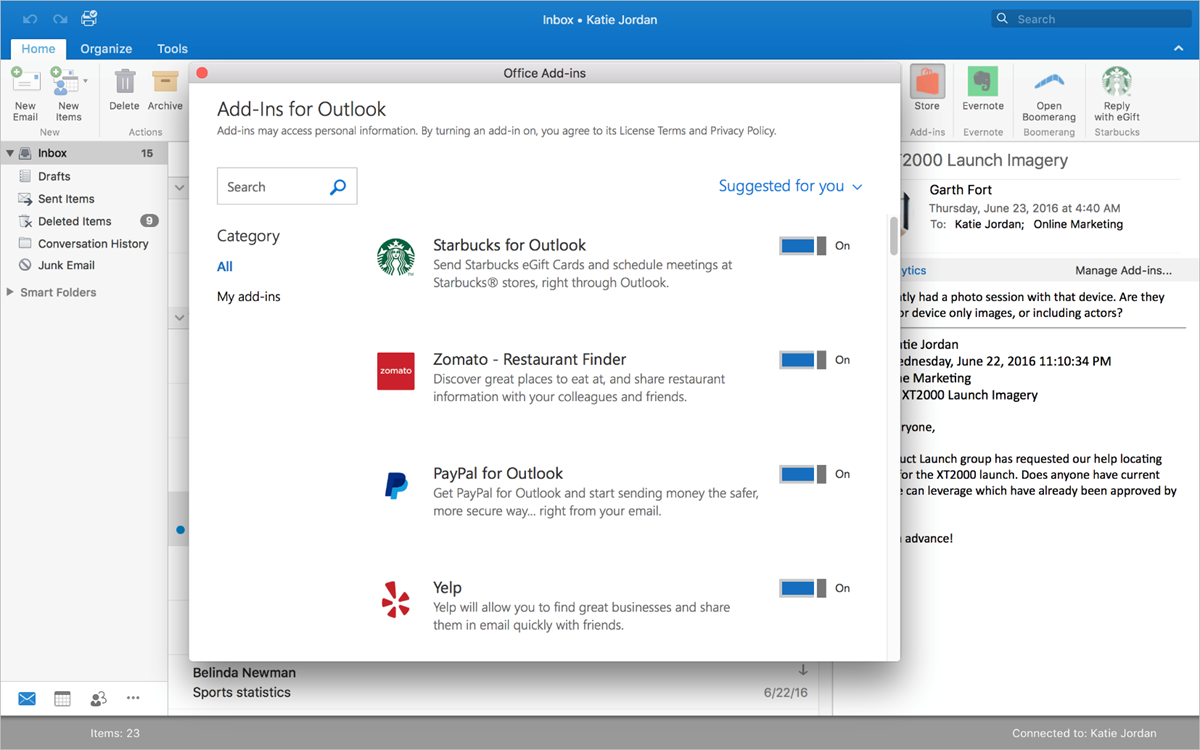 Outlook For Mac Don't Advance To Next Email - companiesfasr