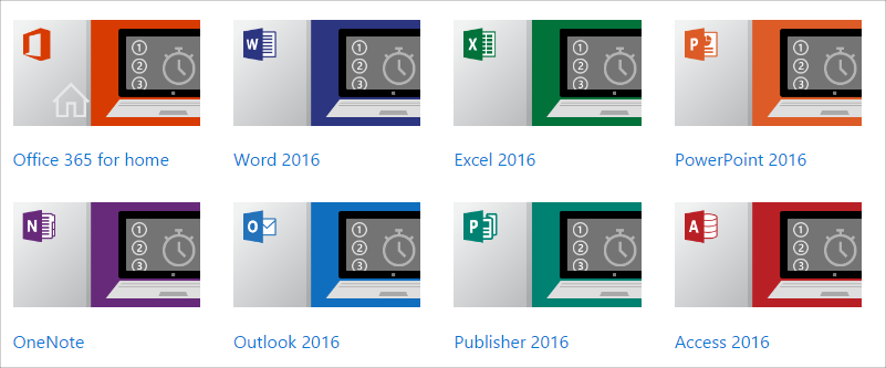 Microsoft Office 365 and Office 2016 Comparison