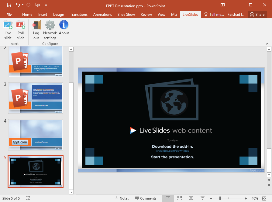 How to embed prezi in powerpoint for Powerpoint templates like prezi