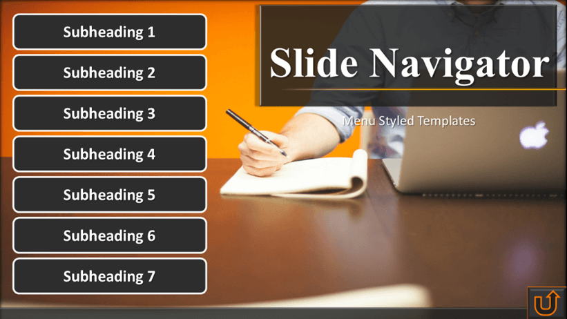 download amazing interactive powerpoint templates at slidenavigator, Modern powerpoint