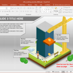 building design layout for powerpoint