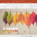 Animated Seasons PowerPoint Template