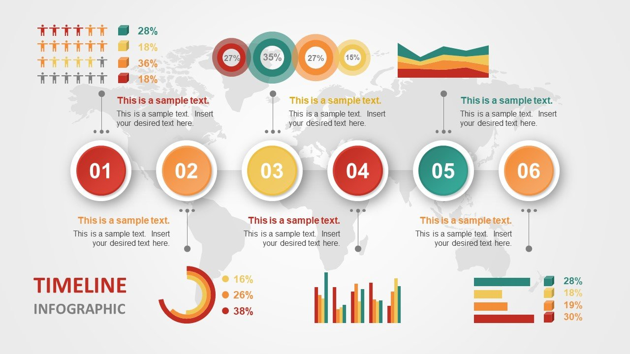 10 best dashboard templates for powerpoint presentations, Modern powerpoint
