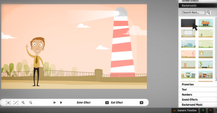 best video maker tools, Powerpoint templates