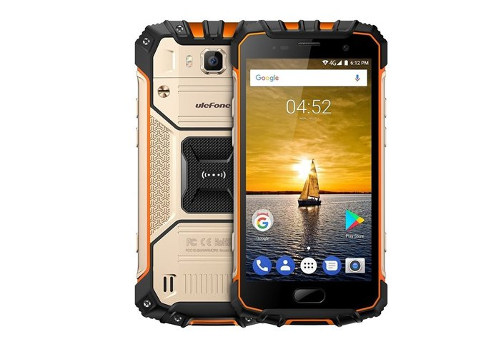 Ulefone Armor 2 Unreakable phone