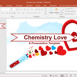 Animated Valentine's Day PowerPoint Template