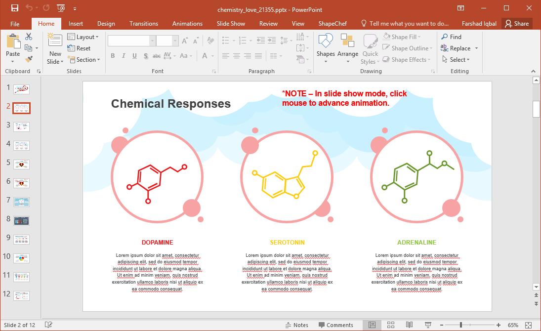 Chemistry of love fppt chemistry of love toneelgroepblik Choice Image