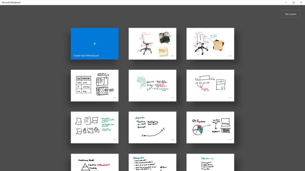 Collaborate and Present Remotely with Microsoft Whiteboard