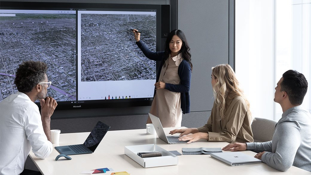 Surface Hub Overview