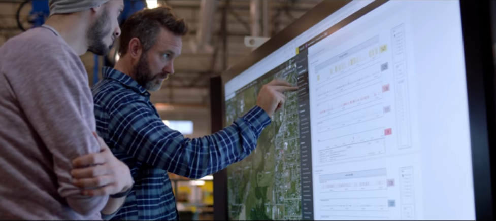 Surface Hub by Microsoft