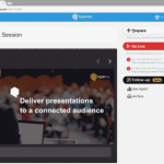 prepare for your presentation with hypersaid