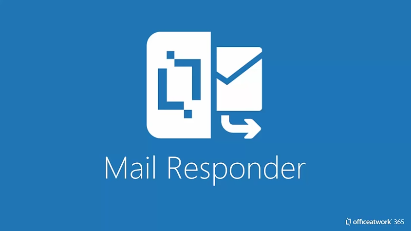 Officeatwork Mail Responder for Outlook