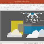Animated Drone PowerPoint Template