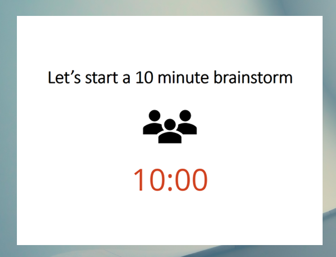 PowerPoint Timer Add-in