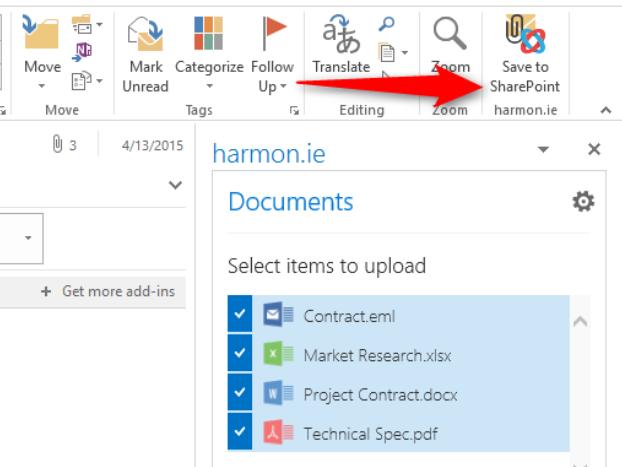 Receive-Data-Online-through-Harmonie-for-Outlook