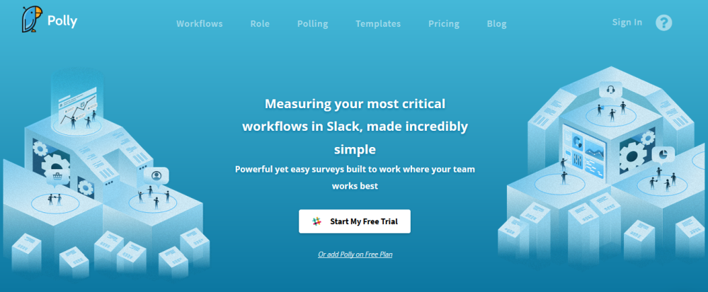 Create Instant Polls with Live Results with Polly