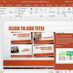 Summary Zoom Slide in PowerPoint