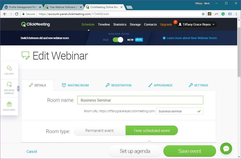 Turn Your Presentation Into a Webinar