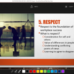 Recording Pane in PowerPoint