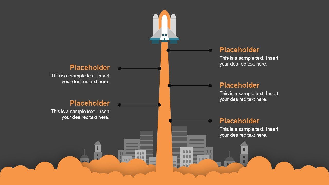 8 best powerpoint template designs with rocket  u0026 spaceship