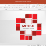 Animated Medical Comparison PowerPoint Template