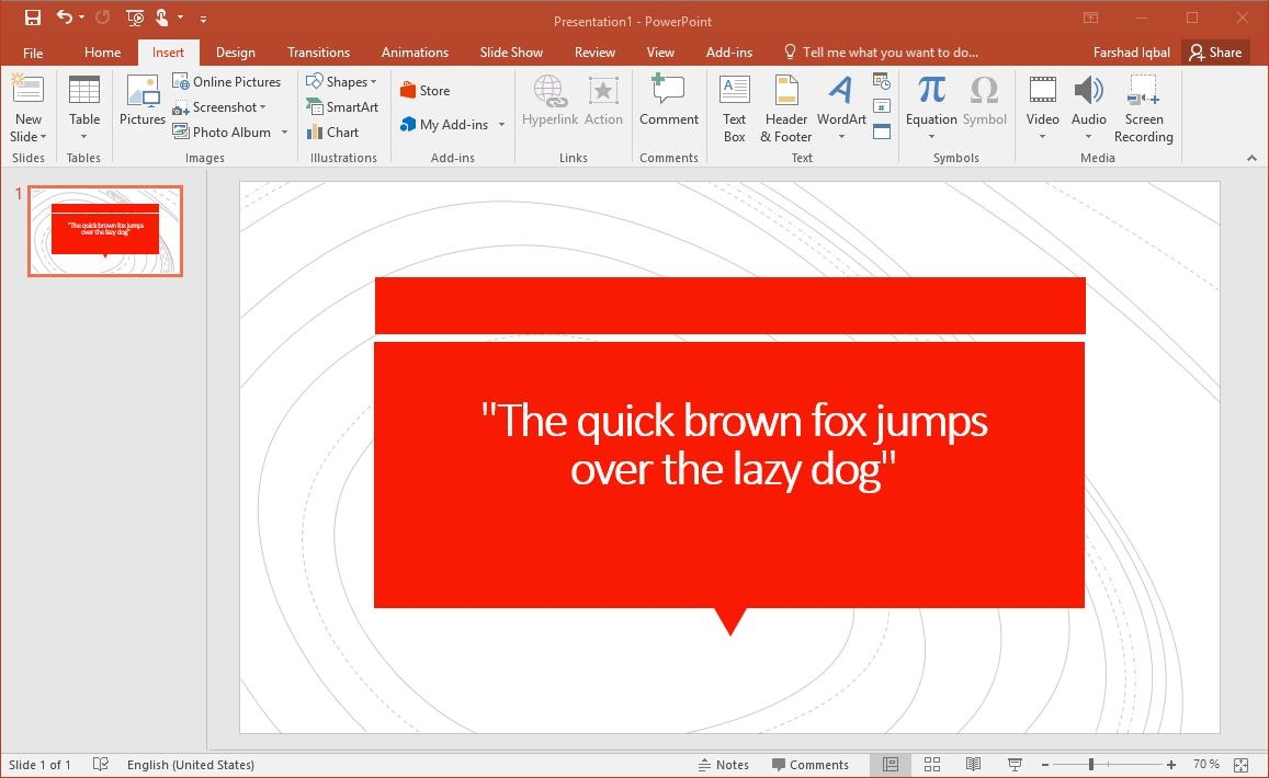 Autofit for PowerPoint
