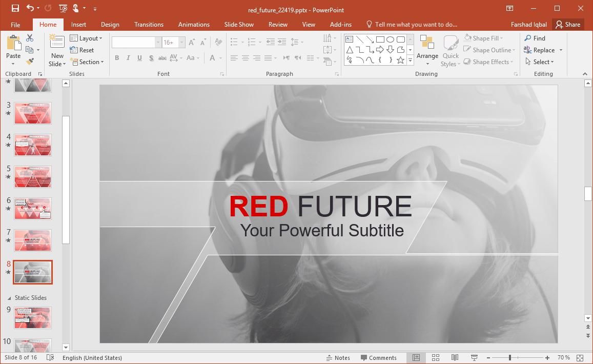 Red Future