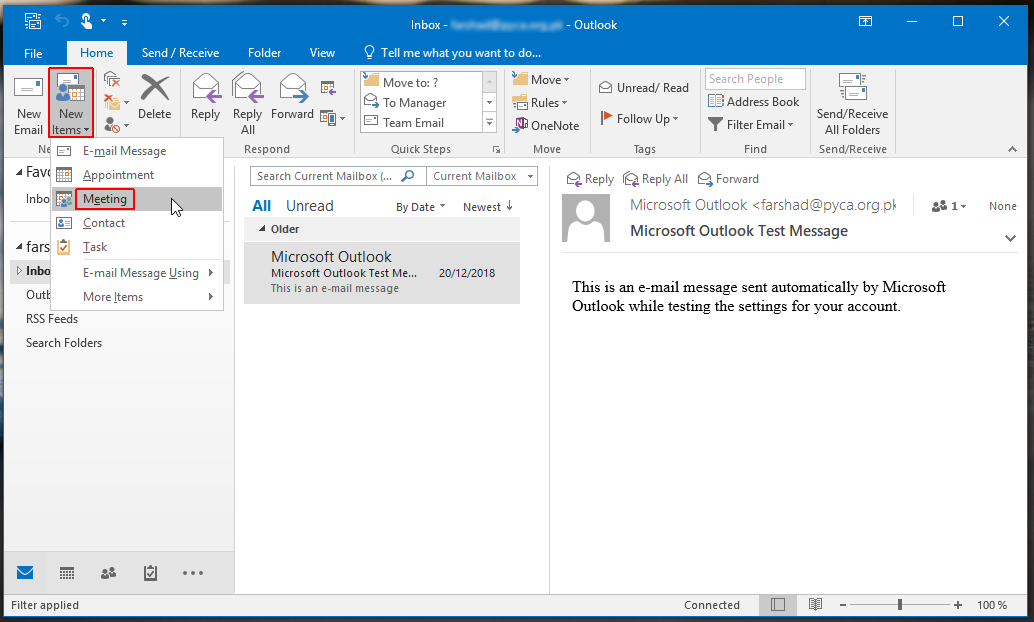 How to Send Meeting Invites in Outlook
