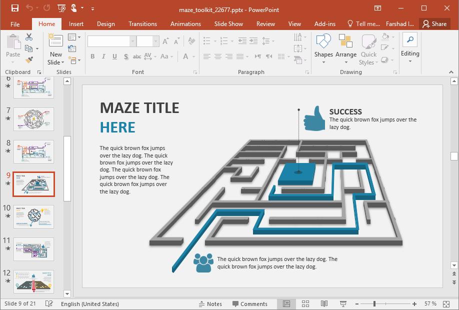 Maze Toolkit