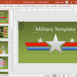 Premium Military PowerPoint Template