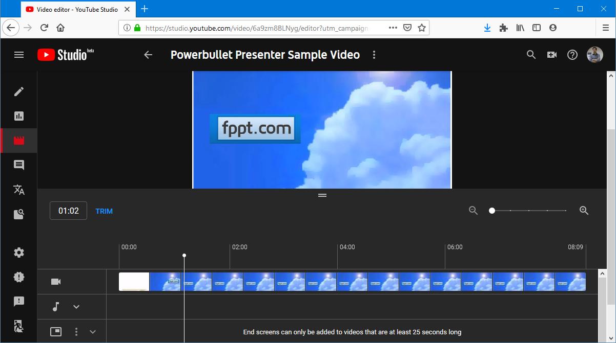 YouTube Video Editor, Free