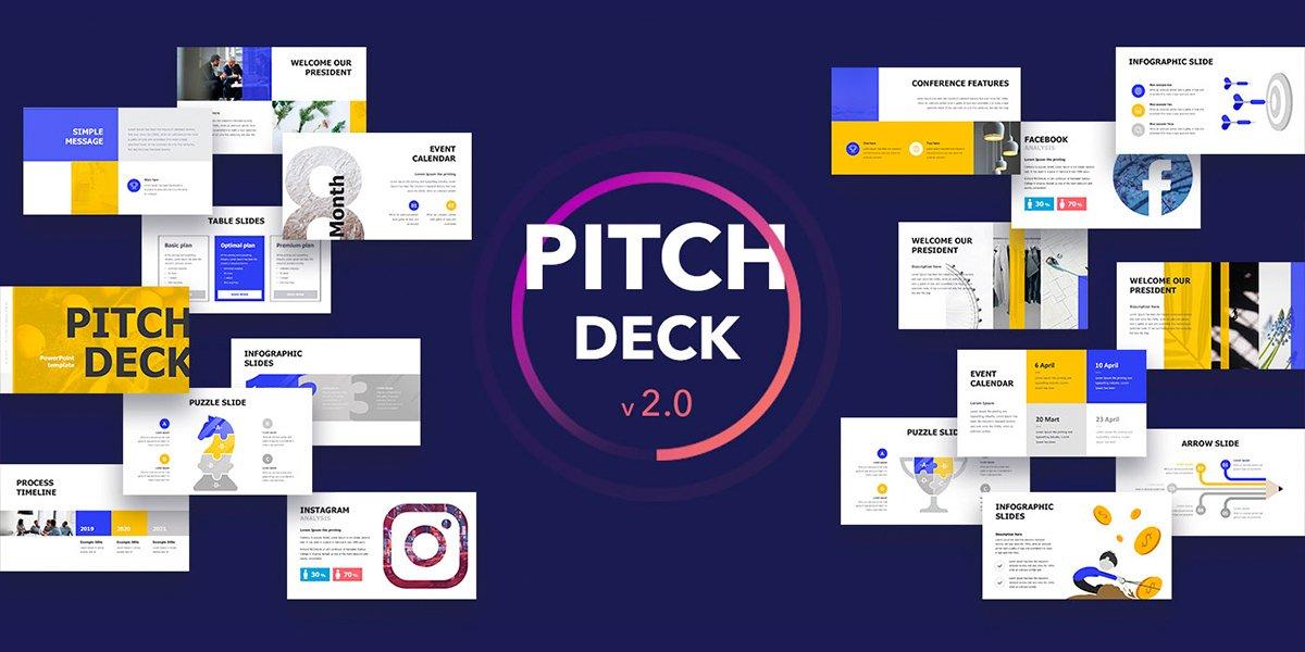 Best Pitch Deck PowerPoint – Trends 2019