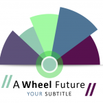Wheel PowerPoint template with animations