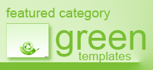Green Templates PowerPoint