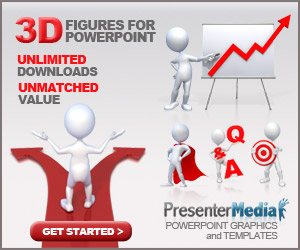 PresenterMedia Templates for PowerPoint