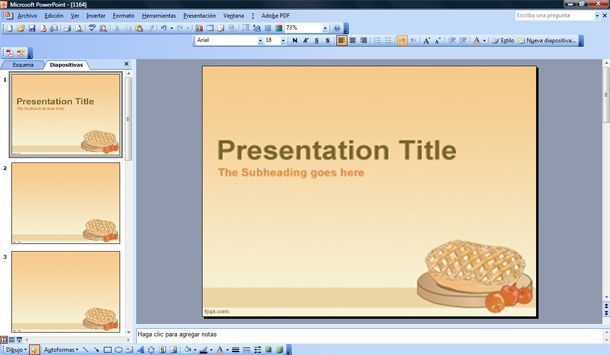free powerpoint templates food. ppt food; free powerpoint