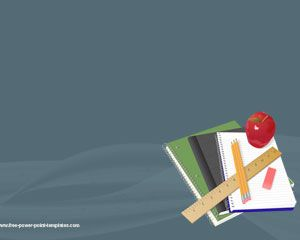 Free Education PowerPoint Templates Free Back to School