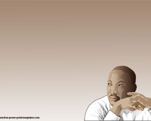 Martin Luther King Powerpoint