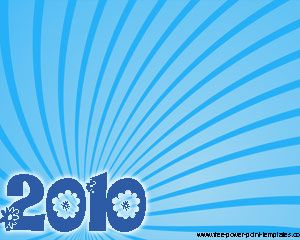 Happy 2010 Powerpoint