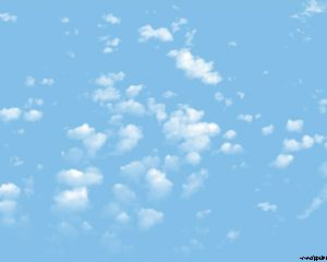 free microsoft powerpoint templates clouds