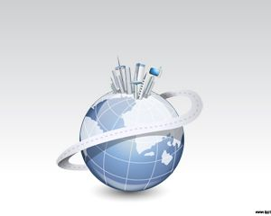 Futuristic World PPT
